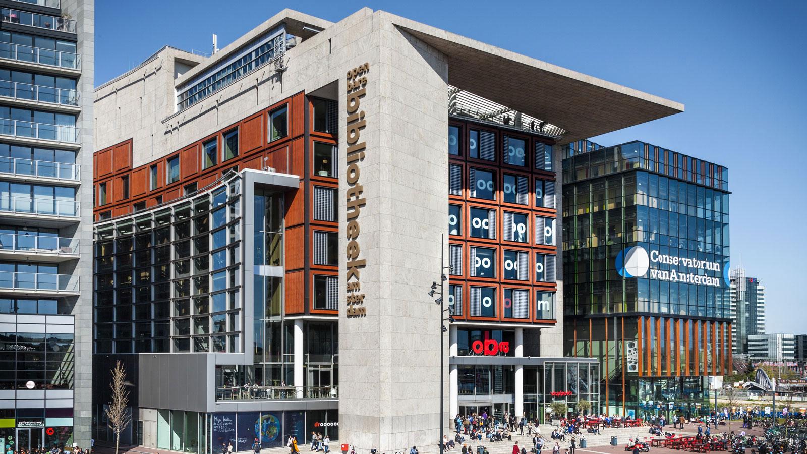 openbare bibliotheek amsterdam thonik