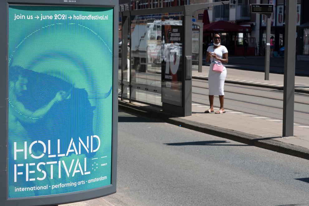 Holland-Festival-poster---groen-2