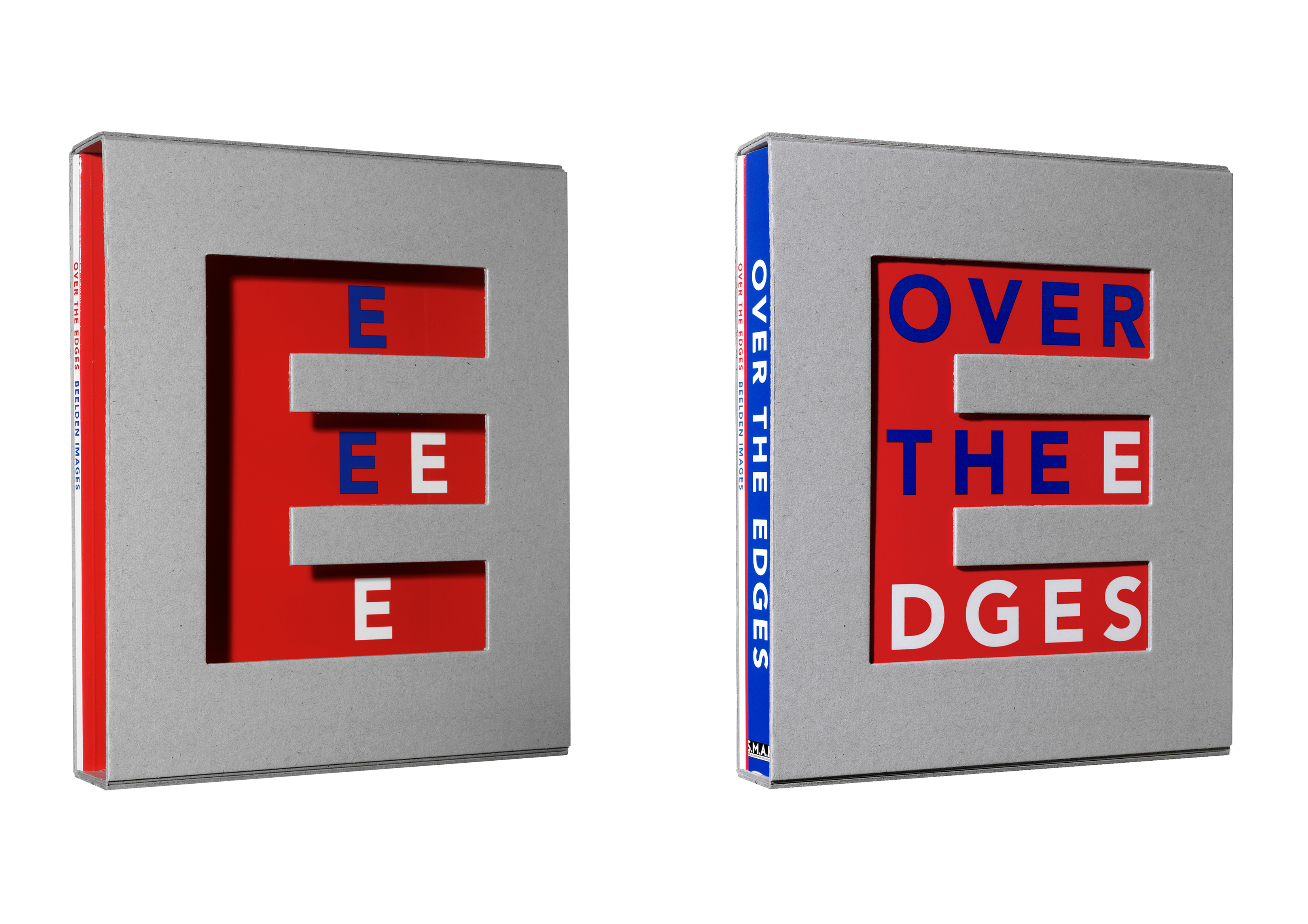 Over the Edges catalogue